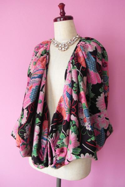 Kimono Cape