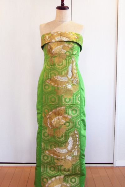 OBI Belt Dress