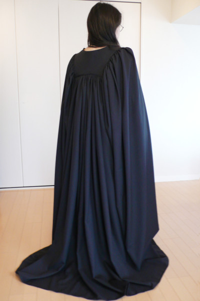 Dr. Snape's Cape For A Costume Player