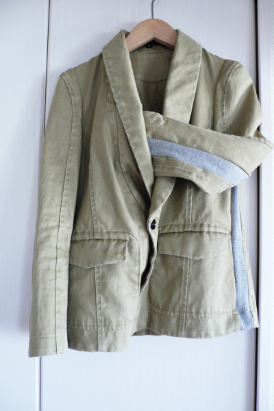 Size Repaired Jacket